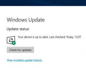 Windows-update - qt5cored.dll