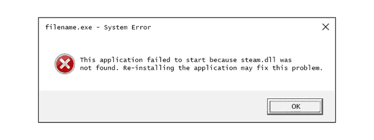 steam.api64.dll error