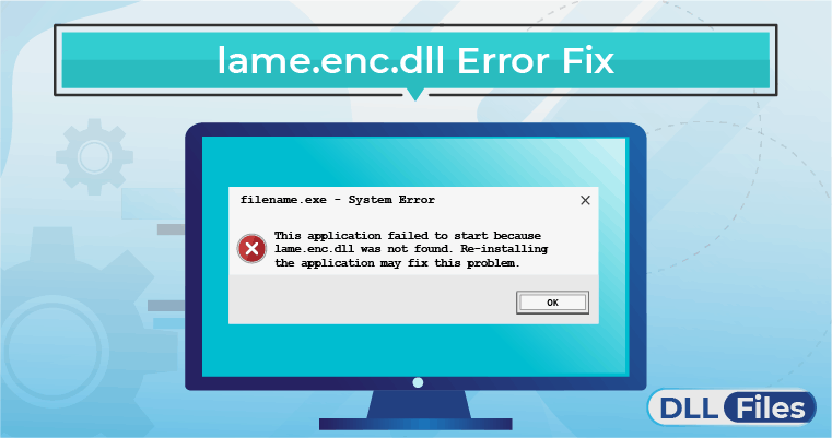 lame.enc.dll error