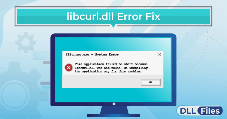 libcurl.dll Error Fix