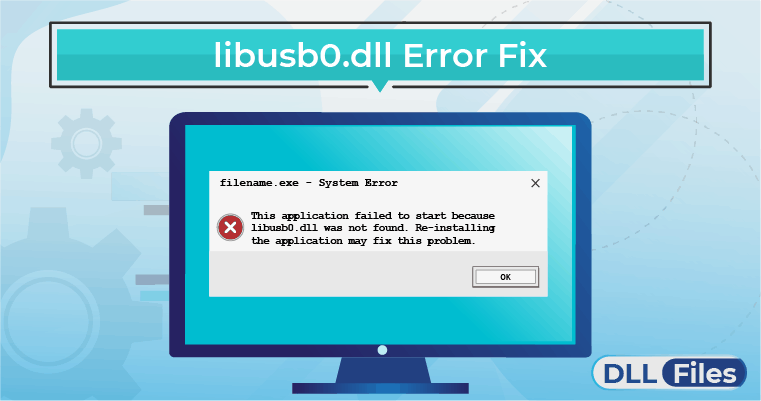 libusb0.dll Error Fix