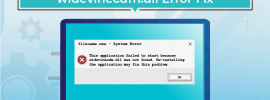 widevinecdm.dll error