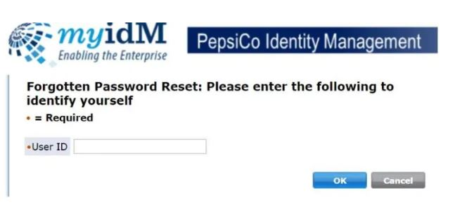 mypepsico forget password page Next Page