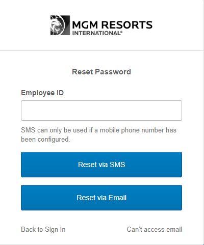 mlifeinsider Forget Password Page